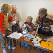 Formation lichens à Châteaugay 10/12/2017