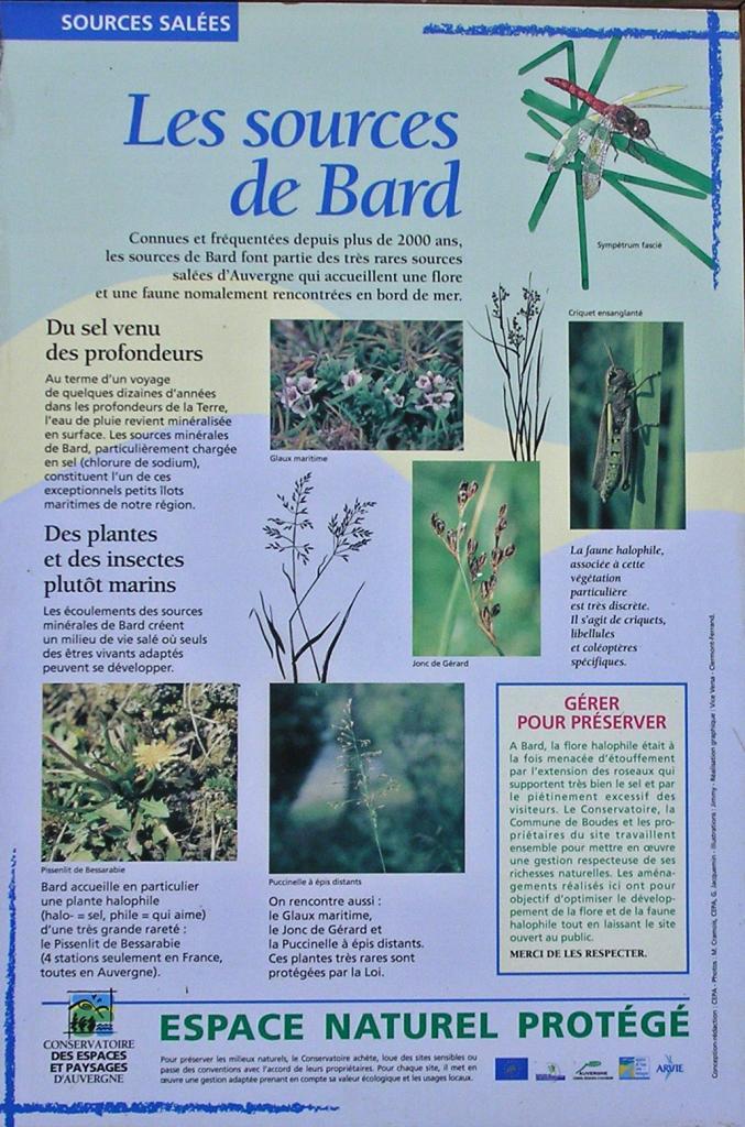 Sortie Les Sources de Bard 24 mai 2008