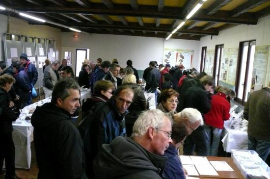 Exposition St Bonnet-le-Froid 5 et 6 novembre 2011