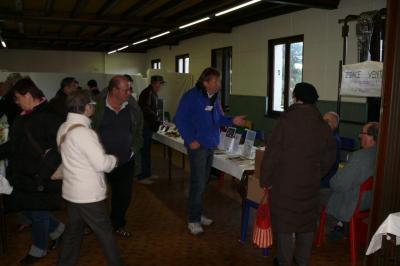 Exposition St Bonnet-le-Froid 6 novembre 2010